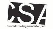 Colorado Staffing Association Logo